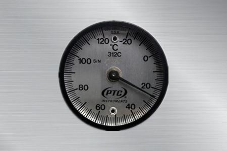 美国PTC双磁固定式表面温度计312C