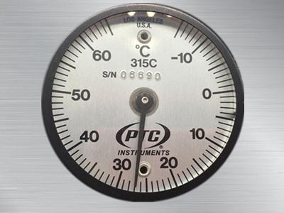 315C美国PTC磁性表面温度计