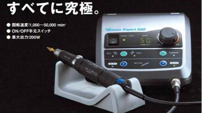 日本NSK电动打磨机Espert500系列特点有哪些呢?