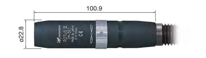 NSK气动马达IM-301尺寸