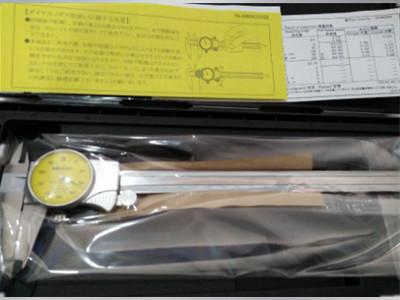 日本三丰Mitutoyo带表卡尺505-733
