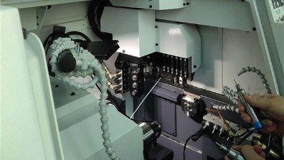 铣削工件出现震纹,NAKANISHI高速电主轴来解决