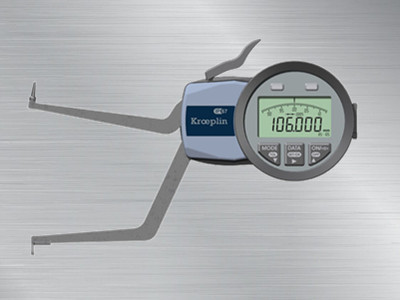 G285P3德国kroeplin三点式内卡规