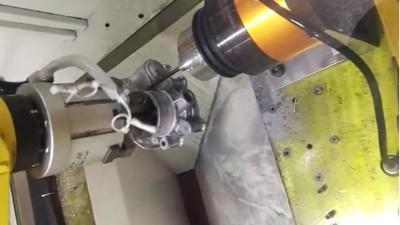 铝铸件去毛刺,日本进口气动锉刀配浮动可轻松去毛刺