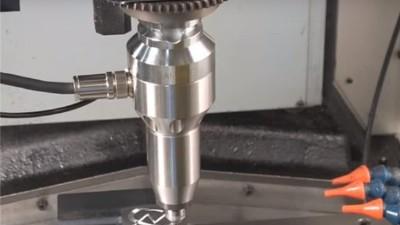 NAKANISHI高速电主轴增速头加装在加工中心上起到什么作用?