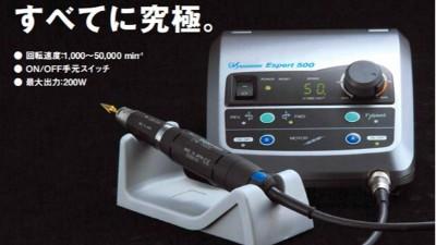 日本NSK电动打磨机ES50C-HR使用方法及注意事项