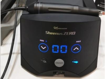 日本NSK超声波打磨机Sheenus ZERO打磨硬质合金