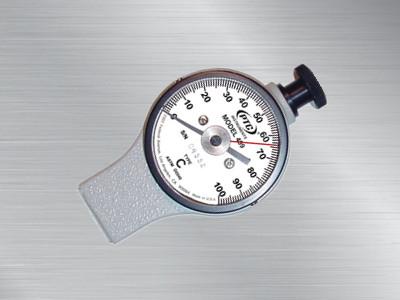 美国PTC指针式橡胶硬度计409C
