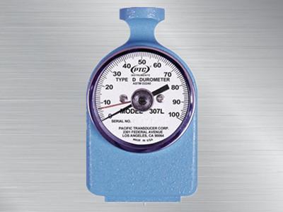 美国PTC指针式橡胶硬度计307L