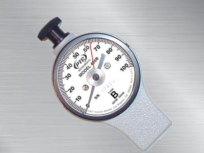 美国PTC指针式橡胶硬度计408B
