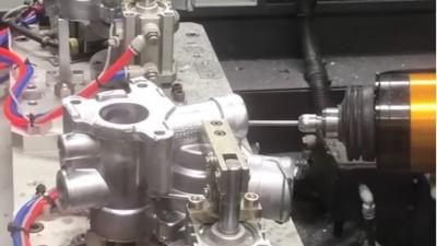 NAKANISHI气动主轴操作步骤中为何一定要提示要滴油?