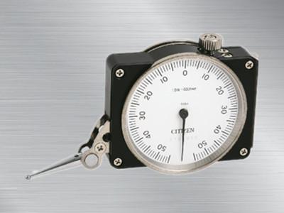 西铁城杠杆式测微器1T-100