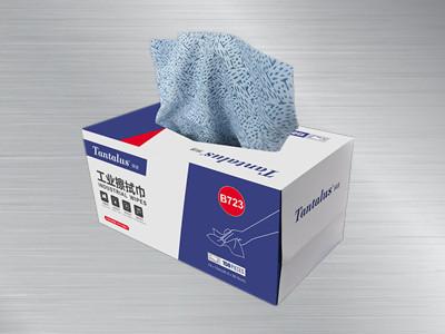品质盒装擦拭巾