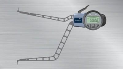 德国内卡规教你如何准确测量孔类尺寸?