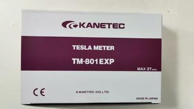 日本强力kanet高斯计TM-801操作时注意事项有哪些?