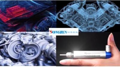 日本NAKANISHI高速主轴应用于汽车制造行业哪些部分?