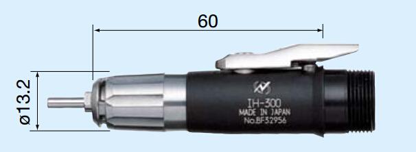 中西研磨头IH-300尺寸图