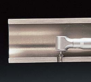 NAKANISHI迷你型直角研磨头MFC-300S应用