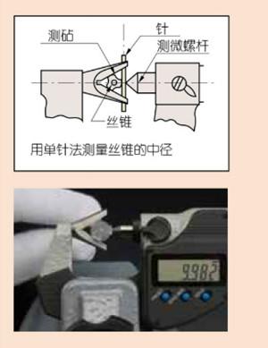 日本三丰V型测砧千分尺314-251-30案例图