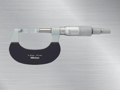 日本三丰薄片型千分尺122-101