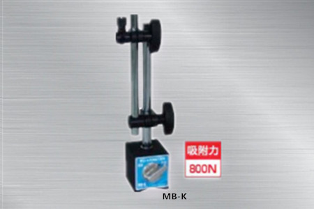 日本KANETEC强力磁性表座MB-K