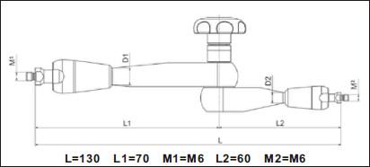 瑞士FISSO磁性表座XS13.30尺寸图