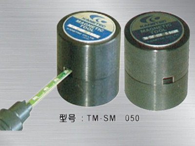 高斯计用磁力比对块TM-SMF