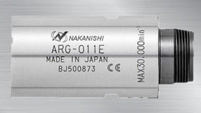 NAKANISHI气动主轴加工时扭矩不够怎么办?减速器来助力