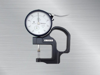 日本三丰指针式厚度计7315