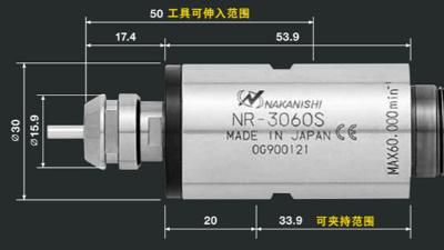 日本中西NAKANISHI高速主轴在线路板行业中的作用
