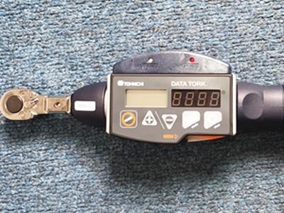 日本东日数显扭力扳手具有蓝牙传输双向通信功能