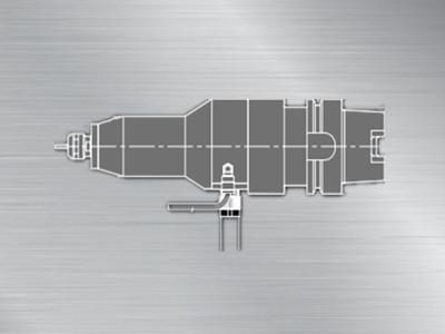 日本NAKANISHI主轴HES510-HSK A63