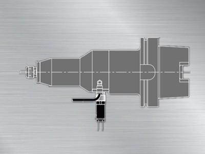 日本中西主轴HES510-HSK A100