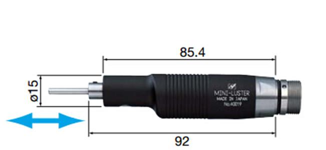 NSK超声波研磨头ML-8尺寸图