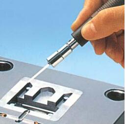 日本中西超声波研磨头ML-8实例