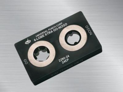 美国环球强力星型螺帽外形检查规2290-05