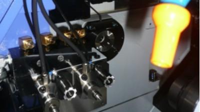 走心机直径22想要80000转高频铣有改装方案吗?