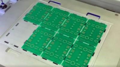 不规则PCB板切割,NAKANISHI分板机主轴多种型号可用