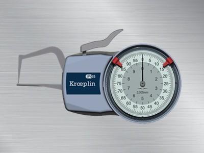 德国KROEPLIN卡规D1R10S