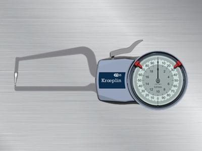 德国KROEPLIN外卡规D2R20