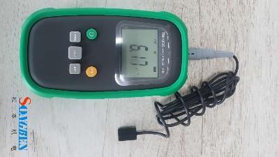 手持式单轴磁通门计TM4100B产品介绍,测弱磁首选