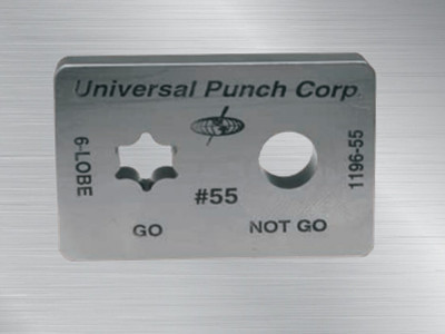 美国环球星型起子头扳手检查规2196-01