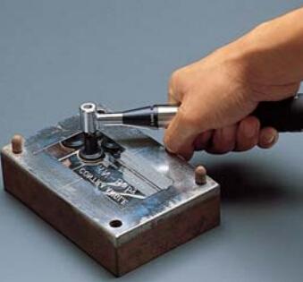 日本中西直角研磨头IC-300实例