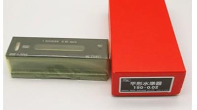 日本RSK水平仪零位检查以及调整方法