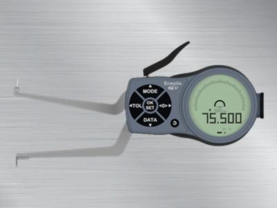 L255P3德国kroeplin三点式内卡规