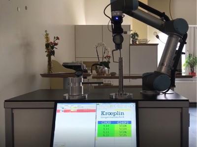 德国KROEPLIN卡规自动化测量广泛应用于各行业领域