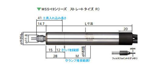 气动主轴MSS-1930R