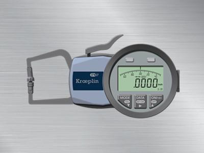 德国KROEPLIN外卡规C110T