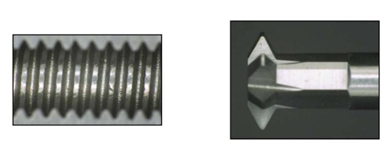 螺纹铣削加工