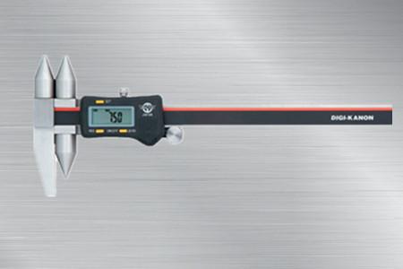 日本中村数显式圆孔径测量游标卡尺E-RM J